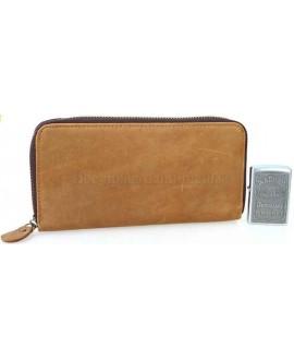 Модный кошелек в стиле гранж от SALFEITE A-VINTAGE-38-01