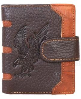 Модный кошелек в стиле гранж от SALFEITE A-VINTAGE-074