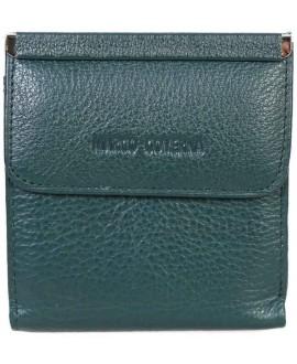 Компактный кошелек зеленого цвета от Marco Coverna MC213B-7-GREEN