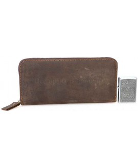 Модный кошелек в стиле гранж от SALFEITE A-VINTAGE-38-02