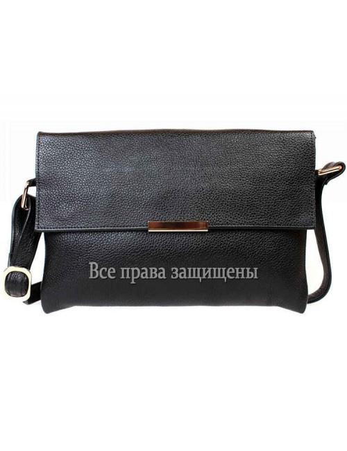 Кожаная женская сумка клатч в категории женские сумки оптом купить Украина W105L