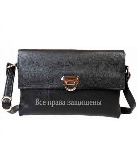 Элитная кожаная сумка с клапано в категории купить женские сумки оптом W105Z