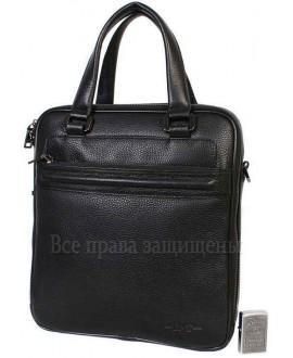 Повседневная наплечная сумка из натуральной кожи с ручкой для современных мужчин HT-5240-2-opt в категории купить сумки оптом недорого Одеса