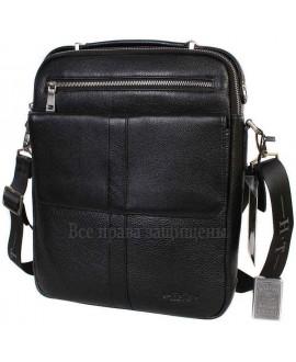 Стильная сумка из натуральной кожи с ручкой для современного мужчины H.T-Leather (HT-9220-2-opt) в категории купить сумки оптом недорого Харьков