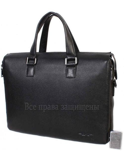 Лаконичная мужская сумка для ноутбука формата А4 из натуральной кожи – H.T-Leather (HT-5245-1-opt) в категории купить сумки для ноутбука оптом Украина