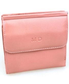 Модный кошелек бежевого цвета от MD-Eco EMD-4459-58