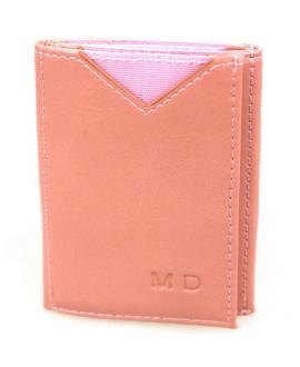 Стильный кошелек бежевого цвета от MD-Eco EMD-610-58