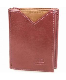 Стильный кошелек рыжего цвета от MD-Eco EMD-610-5