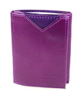 Стильный кошелек фиолетового цвета от MD-Eco EMD-610-18
