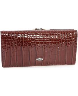 Стильный женский кошелек коричневого цвета от Cossroll C04-9112-3