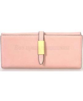 Стильный женский кошелек розового цвета от Tailian T8211-001-PINK