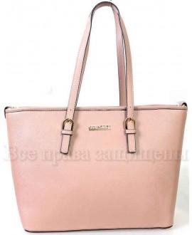 Стильная женская сумка из экокожи от SK Leather Collection SK1112-PINK