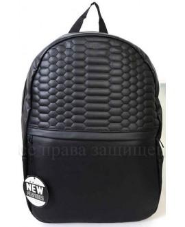 Модный рюкзак из экокожи от SK Leather Collection SKBPE-098