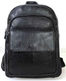 Женский кожаный рюкзак черного цвета от SK Leather Collection 899-BLACK