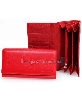Marco Coverna кошельки с отделением для карточек красные MC-2060-2 RED