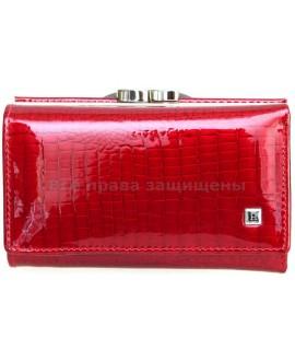 Женский кошелек из натуральной кожи Horton (H-AE214 RED)