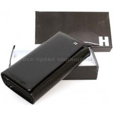 Женский кошелек из натуральной кожи (H-AE304 BLACK)