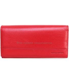 Женский кошелек из натуральной кожи (MC-N-3-604 RED)