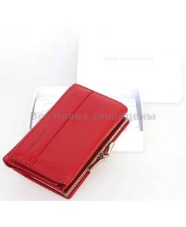 Стильный кошелек из натуральной кожи (MC-N3-1014 RED)