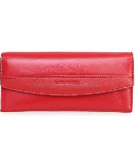 Женский кошелек из натуральной кожи Marco Coverno (MC-N3-8245 RED)