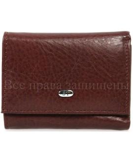 Модный коричневый кошелек Sergio Torretti (st440-brown)