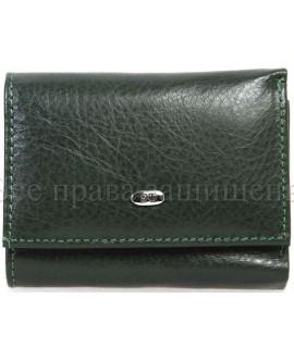 Зеленый кошелек Sergio Torretti (st440-green)