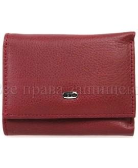 Бордовый женский кошелек Sergio Torretti (st440-jujube-red)