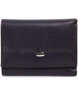 Модный кошелек фиолетового цвета Sergio Torretti (st440-violet)