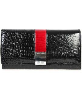 Модный женский кошелек купить оптом (HG-AE207-1-BLACK)
