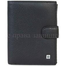Мужской кошелек из натуральной кожи купить оптом (H112BLACK)
