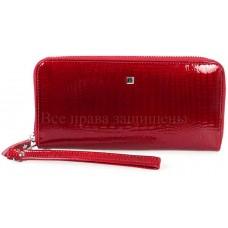 Красный женский кошелек из натуральной кожи купить оптом Horton (HAE38-1 RED)