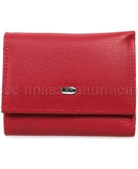 Модный кошелек красного цвет Sergio Torretti (st440-red)