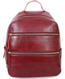 Вместительный рюкзак SK-Leather SKMBP-05-Red