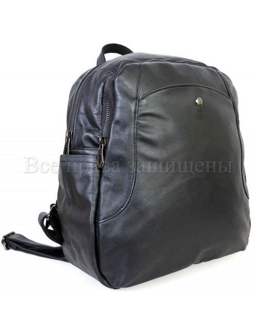 Вместительный рюкзак SK-Leather SKMBP-02-Black