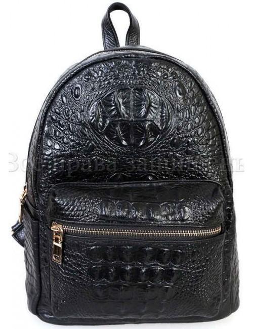 Недорогой рюкзак SK-Leather SKMBP-06-Black