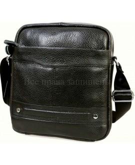 Черная красивая сумка SK-Leather SK-1127-black