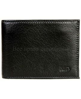 Кошелек двойного сложения MD-Leather MD22-634