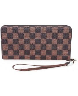 Стильный коричневый клатч NAVI-BAGS NV-LV01-brown