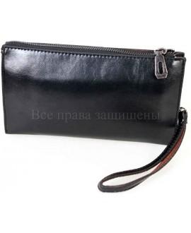 Черный клатч NAVI-BAGS NV-С168LAK-black