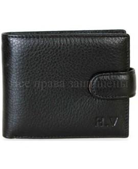 Кожаный  бумажник H. Verde 208-AHV