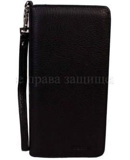 Клатч черного цвета Marco Coverna MC-6056 BLACK