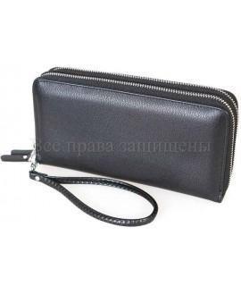 Красивый кошелек черного цвета MD-EKO-204