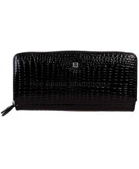 Красивый кошелек черного цвета Horton H-AE202 BLACK
