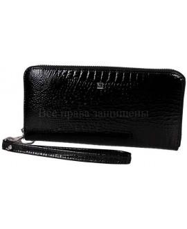Клатч женский черного цвета Horton H-AE5201 BLACK