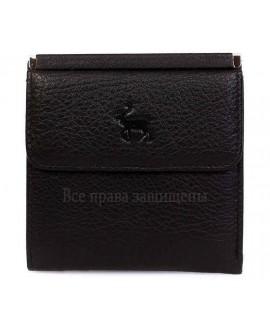 Стильный мужской кошелек двойного сложения из натуральной кожи MC-213B-1-1-opt в категории купить оптом мужские кошельки Ивано-Франковск