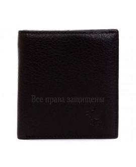 Стильный мужской кошелек двойного сложения из натуральной кожи Marco Coverna (MC-213C-opt) в категории купить оптом мужские кошельки Житомир