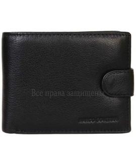 Модный кошелек двойного сложения с визитницей из натуральной кожи MC-2057-1-opt в категории купить оптом мужские кошельки Украина