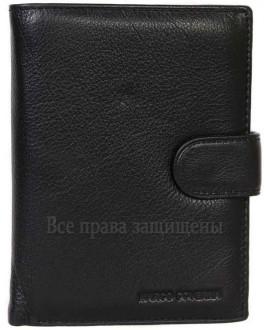 Кожаное портмоне двойного сложения для солидных мужчин Marco Coverna (MC-2090-1-opt) в категории купить оптом мужские кошельки Киев