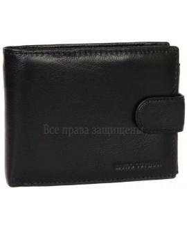 Кожаный кошелек двойного сложения для солидных мужчин Marco Coverna Collection (MC-3033-1-opt) в категории купить оптом мужские кошельки Украина