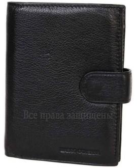 Кожаное портмоне двойного сложения для солидных мужчин Marco Coverna Collection (MC-5176-1-opt) в категории купить оптом мужские кошельки Украина